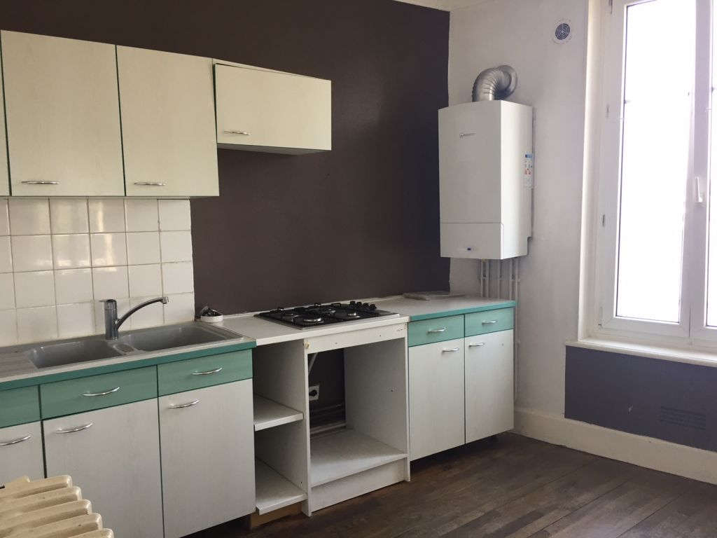 APPARTEMENT F2 CENTRE PONT A MOUSSON