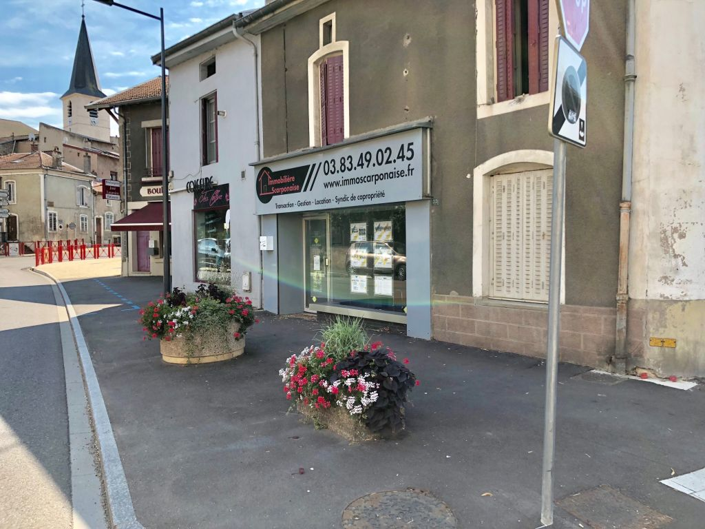 LOCAL COMMERCIAL CENTRE DIEULOUARD